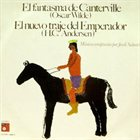 JORDI SABATÉS El Fantasma de Canterville album cover