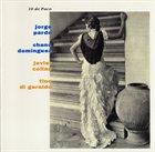 JORGE PARDO 10 De Paco (with Chano Domínguez) album cover