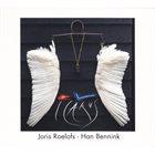 JORIS ROELOFS Joris Roelofs & Han Bennink : Icarus album cover