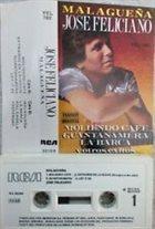 JOSÉ FELICIANO Malagueña album cover