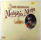 JOSÉ FELICIANO Memphis Menu album cover