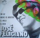 JOSÉ FELICIANO Sin Luz album cover