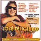 JOSÉ FELICIANO Y Amigos album cover