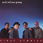 JOSH NELSON First Stories album cover