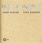 JOSH SINTON Trio Caveat / Josh Sinton : Introspective Athletics / Pine Barren album cover