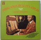 JOSHUA RIFKIN Piano Rags By Scott Joplin: Volumes I & II album cover