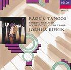 JOSHUA RIFKIN Rags & Tangos album cover