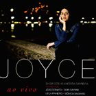 JOYCE MORENO Ao Vivo (2008) album cover