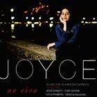 JOYCE MORENO Ao Vivo (2008) album cover