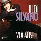 JUDI SILVANO Vocalise album cover