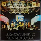 JUKKA TOLONEN Montreux Boogie album cover