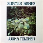 JUKKA TOLONEN Summer Games album cover