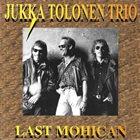JUKKA TOLONEN The Last Mohican album cover