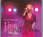 JULIA FORDHAM Live & Untouched album cover