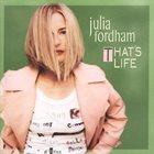 JULIA FORDHAM That's Life album cover