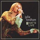 JULIA FORDHAM That's Live album cover