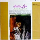 JULIA LEE Julia Lee And Her Boy Friends album cover