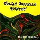 JULIAN COSTELLO Tea And Scandal album cover