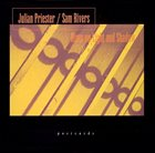 JULIAN PRIESTER Julian Priester / Sam Rivers : Hints On Light And Shadow album cover