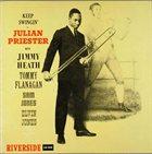 JULIAN PRIESTER Keep Swingin' album cover