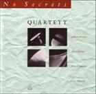 JULIAN PRIESTER Quartett : No Secrets album cover