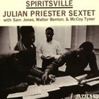 JULIAN PRIESTER Spiritsville album cover