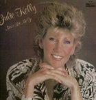 JULIE KELLY Never Let Me Go album cover