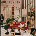 JULIE KJÆR Baglæns Ind I Det Forkerte Rum album cover