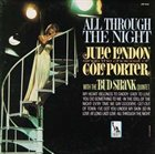 JULIE LONDON All Through the Night album cover