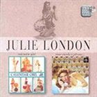 JULIE LONDON Calendar Girl / Your Number Please... album cover