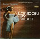 JULIE LONDON London by Night Album Cover