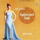 JULIE LONDON Sophisticated Lady album cover