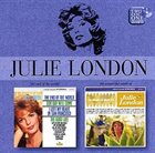 JULIE LONDON The End of the World / The Wonderful World Of album cover