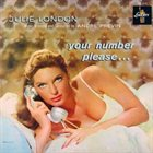 JULIE LONDON Your Number Please... album cover