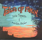 JULIE TIPPETTS Julie Tippetts & Martin Archer : Tales of Finin album cover