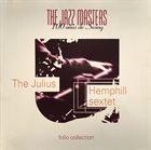 JULIUS HEMPHILL The Julius Hemphill Sextet : The Jazz Masters 100 años de Swing album cover