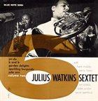 JULIUS WATKINS Julius Watkins Sextet Vol. 2 album cover