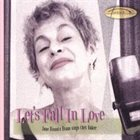 JUNE BISANTZ Let's Fall In Love album cover