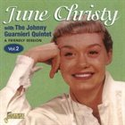 JUNE CHRISTY A Friendly Session, Vol. 2 album cover