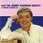 JUNE CHRISTY A Friendly Session Vol.1 album cover