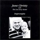 JUNE CHRISTY Impromptu album cover