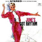 JUNE CHRISTY June's Got Rhythm album cover