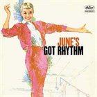 JUNE CHRISTY June's Got Rhythm Album Cover