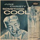 JUNE CHRISTY Something Cool album cover