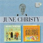 JUNE CHRISTY The Cool School / Do Re Mi album cover