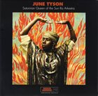 JUNE TYSON Saturnian Queen Of The Sun Ra Arkestra album cover