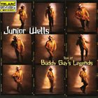 JUNIOR WELLS Live At Buddy Guy's Legends album cover