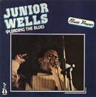 JUNIOR WELLS Pleading The Blues album cover