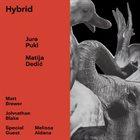 JURE PUKL Jure Pukl & Matija Dedić : Hybrid album cover