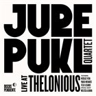 JURE PUKL Live At Thelonious album cover